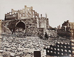 Ruins of Arsenal, Richmond, Va
